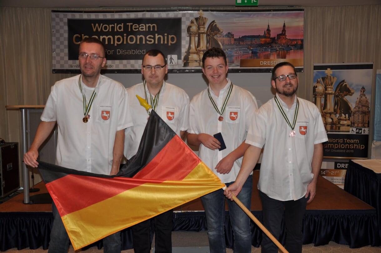 World Team Championship for Disabled 2018 - Dresden