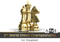 1st Worl Chess Championship for Disabled
